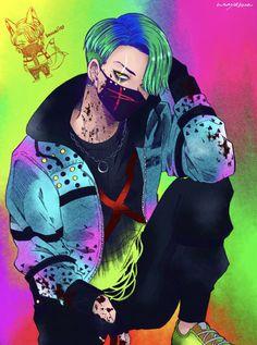 Jake Park, M Anime, Billdip, Attack On Titan Art, Dream Boy, Cartoon Art Styles, Beautiful Drawings, Aesthetic Art, Game Art