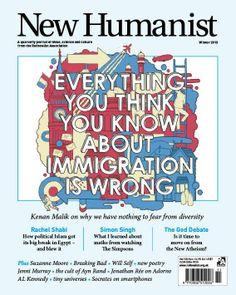 New Humanist magazine from Rationalist UK