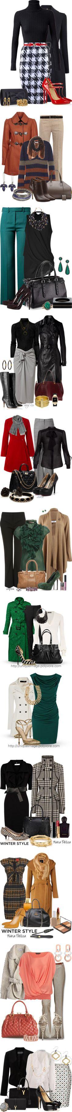 Business Dress 3 by cassandra-spann ❤ liked on Polyvore