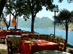 Comacina Island Restaurant - Lake Como and Bellagio