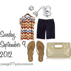 """Poolside Birthday Party: Sunday, September 9, 2012"" by josiegirl77 on Polyvore"