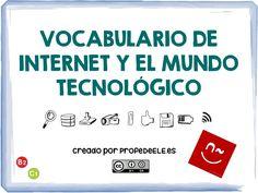 Vocabulario del mundo tecnológico