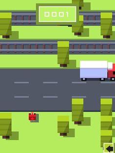 Juego JAR cross the roads para celular