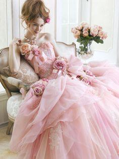 Pink & Glamorous....YB15305P