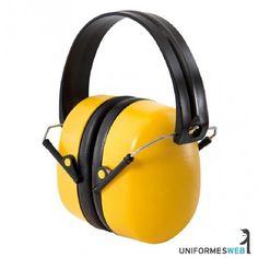 Auriculares de protección plegables. nivel de protección hasta 30 db. UNE-EN 352-1-2: 2002