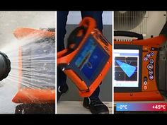 Watch the ruggedness of flaw detector GEKKO now! Meant for field inspection, GEKKO has superior characteristics than the minimum required in the ASME, AWS, A. Drop, Water, Products, Water Water, Aqua