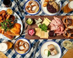The Bavarian (@the.bavarian) • Instagram photos and videos Ham, Restaurants, Cheese, Photo And Video, Videos, Photos, Instagram, Food, Pictures