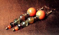 Earring 18$ Jewelanes by Fanni Szalai www.facebook.com/jewelanes