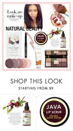 """Look, No make-up look"" by sparklemeetsclassic ❤ liked on Polyvore featuring beauty, Ciaté, Java, Acure, Beauty, polyvoreeditorial, topset and minimalistbeauty"