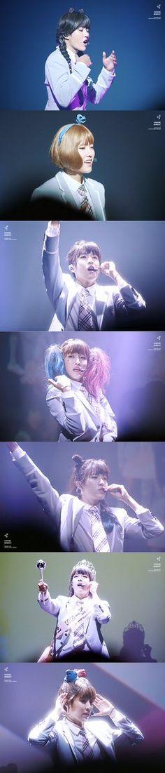 Our pretty unnie Lee Yeolna <3