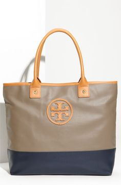 Tory Burch 'Small Jaden' Nylon Tote- but need her biggest size!!