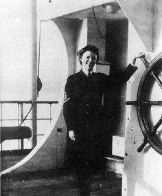 Constance Hale (now Pearn) had a unique sea-going role with the Royal Navy in the Battle of the Atlantic. In 1943 she was drafted as a Women's Royal Naval Service (WRNS) shorthand typist aboard the Philante helping train new crews in the Irish Sea on three day exercises to learn anti-submarine techniques which was vital for survival in the Battle. For her time in the WRNS, Petty Officer Hale received several medals but she is one of a few women to have received the Atlantic Star.    The…