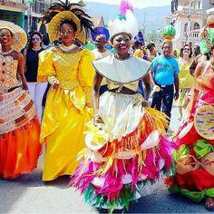 Karnaval Jacmel Haiti 2016