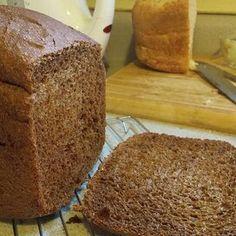 Pumpernickel Bread Machine Recipe, Pumpernickle Bread Recipe, Bread Maker Recipes, Banana Bread Recipes, Baking Recipes, Baking Tips, Pan Dulce, Steakhouse Bread Recipe, Chorizo