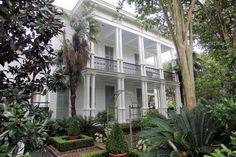 Brad Pitt And Angelina Jolie New Orleans Home | jolie pitt mansion is prepared for hurricane isaac brad pitt angelina ...