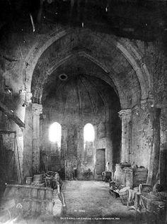 Ermitage ou Chapelle de la Trinité à St emilion (Gironde)