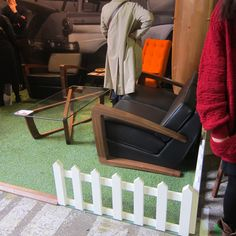 fabulous danish inspired armchair and sleek coffee table Exhibitions, Danish, Armchair, Display, Inspired, Coffee, Table, Inspiration, Furniture
