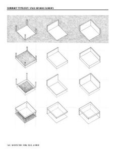 Architecture d and spaces on pinterest for Definition of form and space in architecture