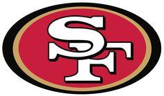 Free San Francisco 49ers Logo cut file from Alice Scraps Wonderland
