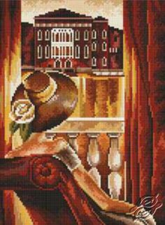 Room With A View - Venice - Cross Stitch Kits by RTO - M382