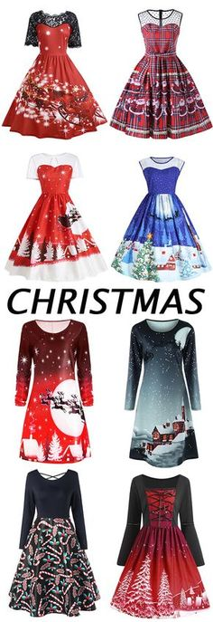 50% off Christmas dresses.Free Shipping Worldwide
