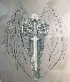 Angels and Demons Tattoo Designs Kunst Tattoos, Body Art Tattoos, Sleeve Tattoos, Cool Tattoos, 3d Tattoos, Tatoos, Sketch Tattoo Design, Tattoo Sketches, Tattoo Drawings