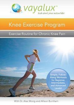 knee exercise routine for chronic knee pain