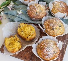 Hundreds of quick and easy recipes created by Annabel and her online community. Muffin Recipes, Cupcake Recipes, Baking Recipes, Dessert Recipes, Dessert Ideas, Citrus Recipes, Orange Recipes, Easy Recipes, Low Calorie Desserts