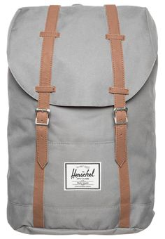 Bestill Herschel RETREAT - Ryggsekk - grey for kr 899,00 (15.04.16) med gratis frakt på Zalando.no