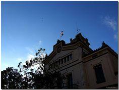 Eclectic palace / Palacio ecléctico by . SantiMB ., via Flickr