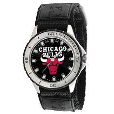 Chicago Bulls NBA Mens Veteran Series Watch
