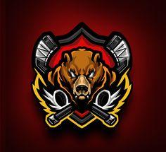 Sweaty Brit X - PUBG Players logo by Muhammad Wildan on Dribbble Game Logo Design, Esports Logo, Logo Line, Whatsapp Messenger, Ice Hockey, Line Art, Badge, Lion Sculpture, Statue