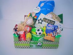 7 cumpleaños Muffin, Snack Recipes, Snacks, Pop Tarts, Food, Crates, Snack Mix Recipes, Appetizer Recipes, Appetizers