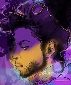 Prince Tribute by VG Waymer