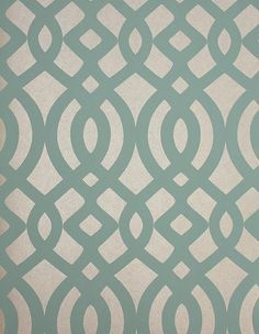 du berry trellis wallpaper