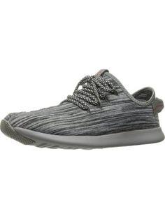 Steve Madden Men's Baldwin Fashion Sneaker, Grey/White, 8.5 M US ❤ Steve Madden