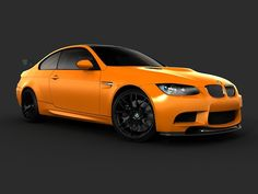 BMW M3 GTS 2011 Car 3d Model, Premium Cars, Audi R8, Bmw M3