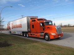 Big Rig Trucks, Tow Truck, Semi Trucks, Cool Trucks, Semi Trailer Truck, Trailers, Heavy Construction Equipment, Logging Equipment, Large Truck