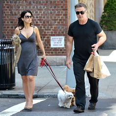 WALK THIS WAY photo | Alec Baldwin, Hilaria Thomas
