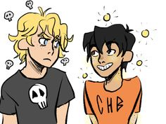"grudgebegone: ""hi i havent been active in weeks but have a lil parent swap solangelo i did """
