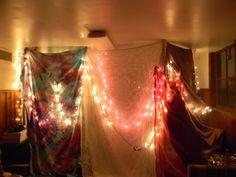 Take Over The Living Room Pillow Blanket Fort