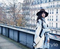 fx Victoria InStyle Korea February 2015 Look 2