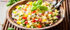 Crazy for Quinoa: The Skinny on the Superfood