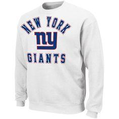 e75194a21 New York Giants Football Club Fleece Sweatshirt - White