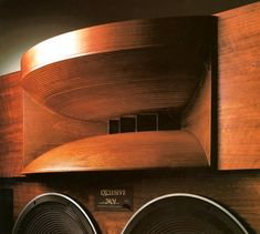 """TAD """"Exclusive 2401"""", by Pioneer."""