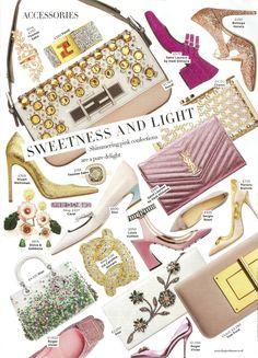 Sweetness & Light in Harpers Bazaar December 2014