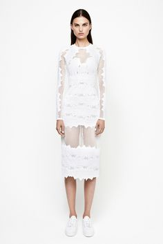 Jonathan Simkhai Spring 2015 Ready-to-Wear - Collection - Gallery - Style.com