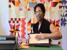 How to Use the AccuQuilt Studio Tote Bag Die - YouTube