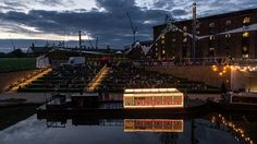The Floating Cinema King's Cross 2015