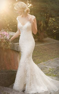 Essense of Australia Wedding Dress Style D1977 | Blush Bridal